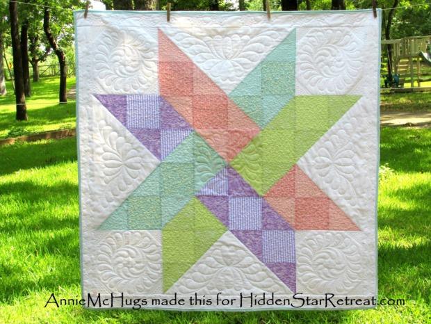 Hidden Star Quilt Tutorial Quilting Digest