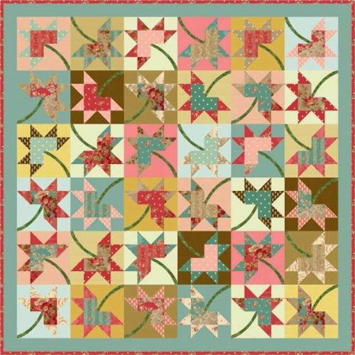 maple stars quilt