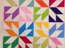 Sparkle quilt