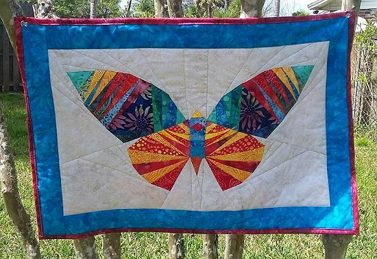 Take Wing Wall Quilt