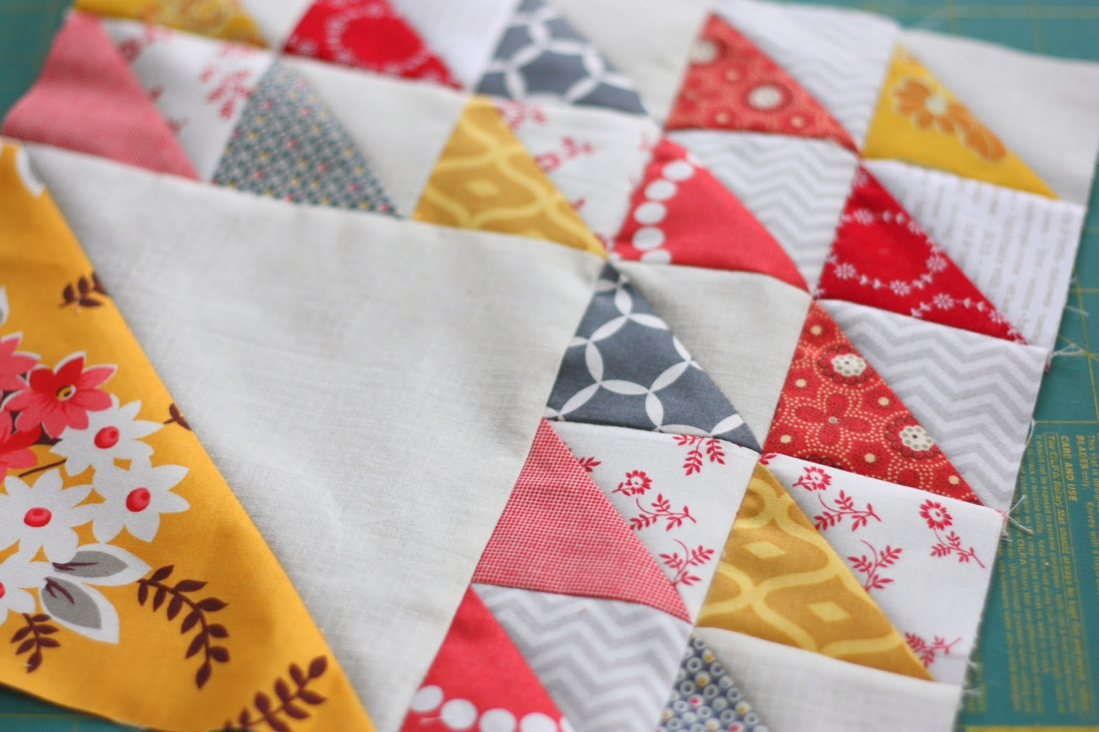 Time Saving Tips For Half Square Triangles Quilting Digest