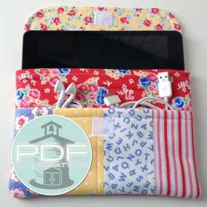 ipad case with pocket
