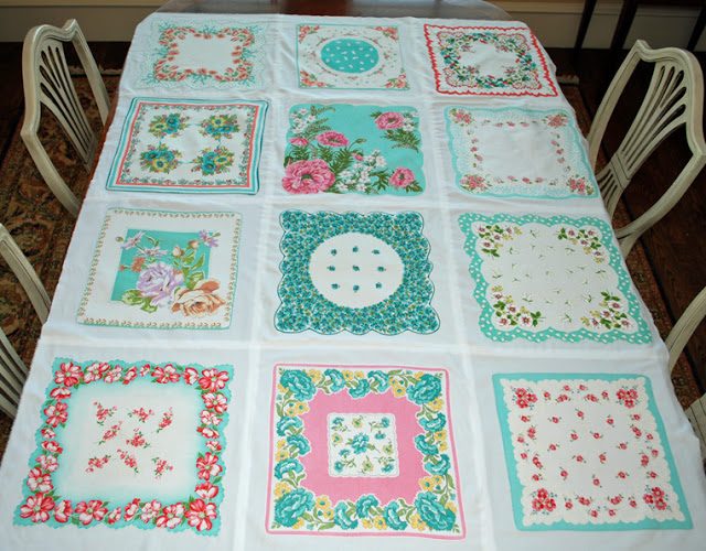Vintage Hankie Quilt Only Looks Difficult Quilting Digest