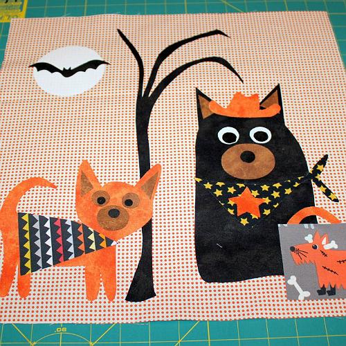 Boo Crew Quilt Pattern