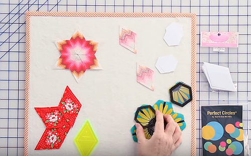 Get Creative with Fussy Cuts