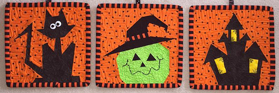 Boo Collection Block Patterns