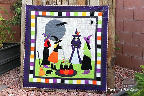 Stirring Up Trouble Quilt Pattern