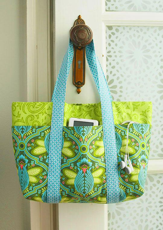 Pick-a-pocket bag