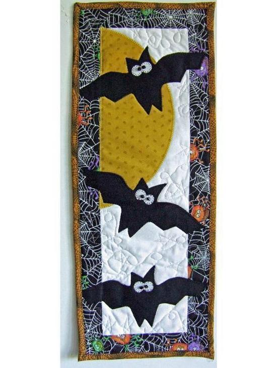 Batty Wall Quilt