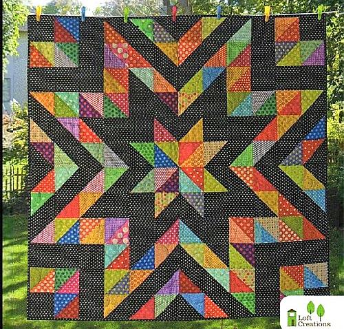 Sparkle Plenty Quilt Pattern