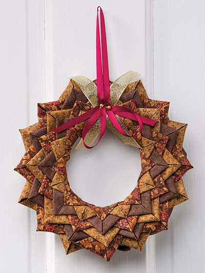 Autumn Wreath Ornament