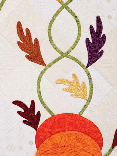 Harvest Table Runner Pattern