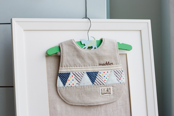 This Patchwork Bib Will Wow New Moms - Quilting Digest : quilted baby bibs - Adamdwight.com