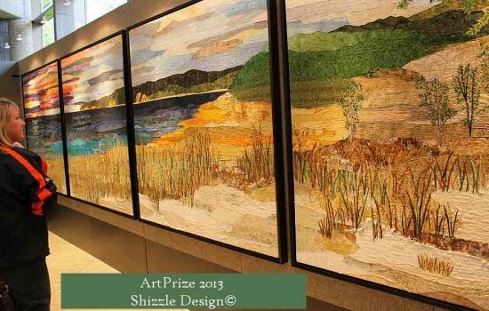 2013 ArtPrize Grand Winning Quilt