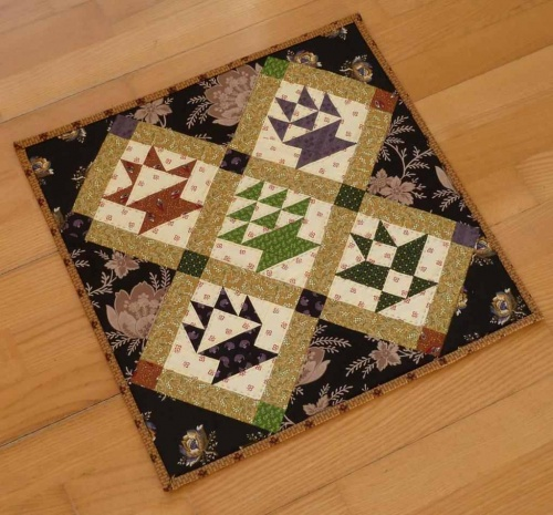 Blessing Baskets Quilt