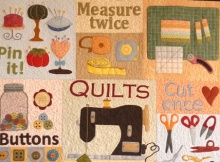 Itching to be Stitching quilt pattern