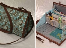 Quilters Organizer Bag Pattern