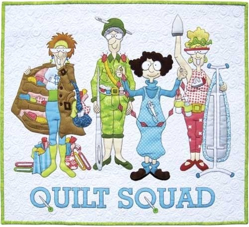 Make Them Smile With The Quilt Squad Wall Quilt Quilting