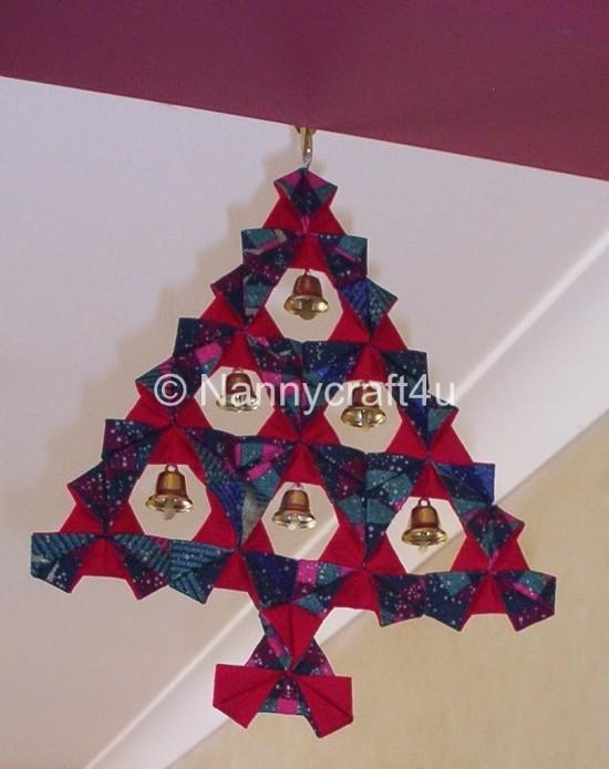 Folded Ornament Tree
