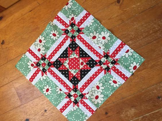 Shining Star Table Topper Pattern