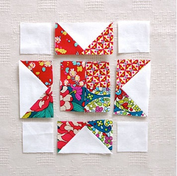 Patchwork Christmas Decoration