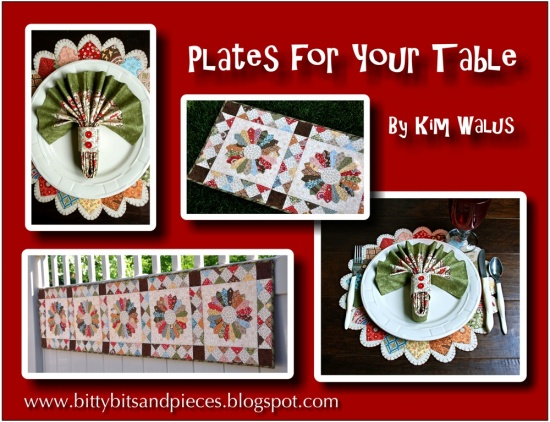 Plates for Your Table Tutorial