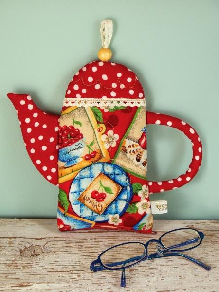 Teapot Pouch Pattern