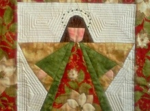 Christmas Angel Quilt Pattern