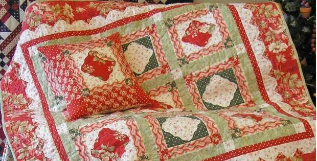 Fancy Joy Quilt Pattern