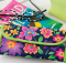 Flower Power Eyeglasses Case Pattern