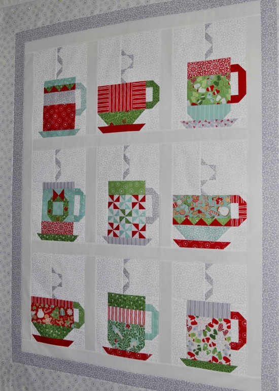Hot Chocolate Quilt
