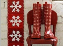 Snowflake Wall Quilt Pattern