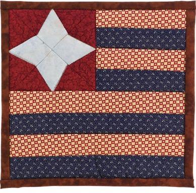 Stars and Stripes Potholders