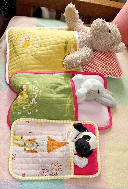 3 Bears Sleeping Bag Pattern