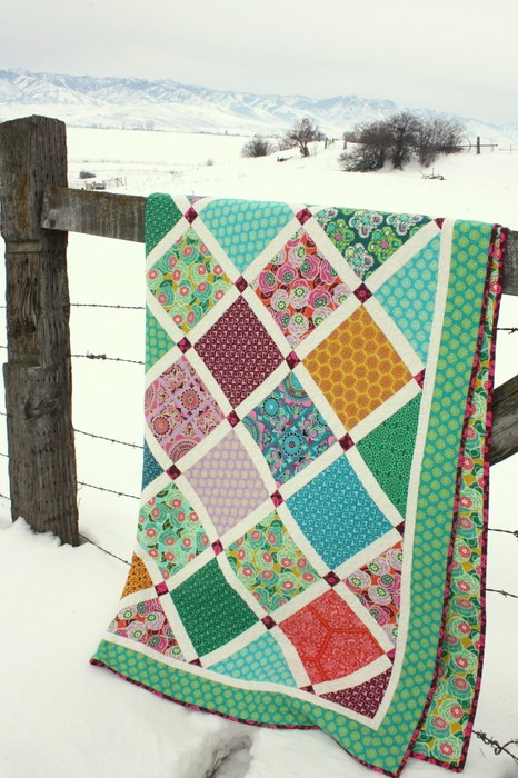 Lattice Quilt Pattern