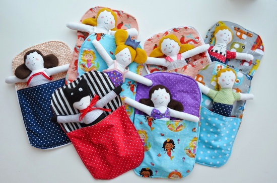 Sleeping Bag for Dolls