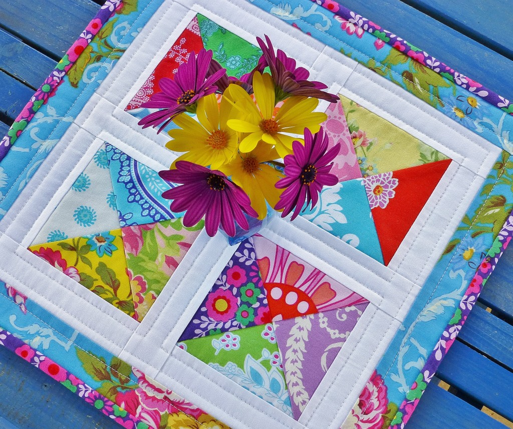 Three Mini Quilts for Displaying or Giving - Quilting Digest