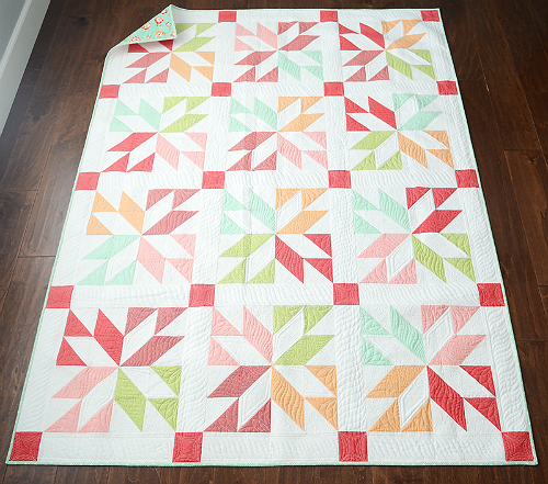 Lucky Quilt Pattern