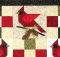 Winter's Song Cardinal Quilt Pattern