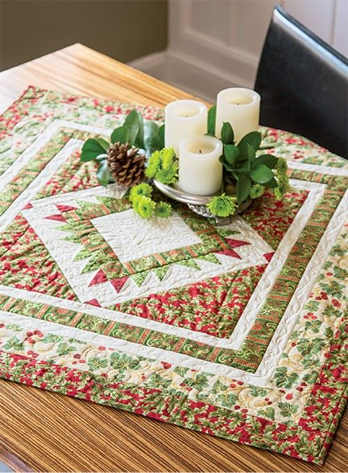 Christmastide Table Topper