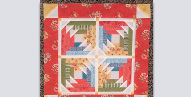 Geese in the Corner Quilt Tutorial