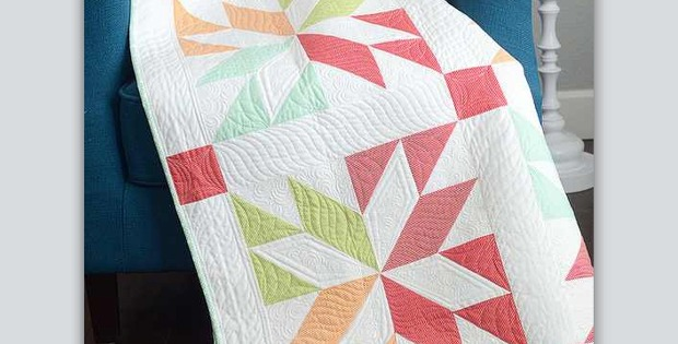"""Lucky"" Quilt Pattern"
