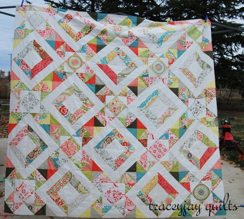 French Kisses Quilt Pattern