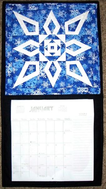 Calendar Wall Quilt