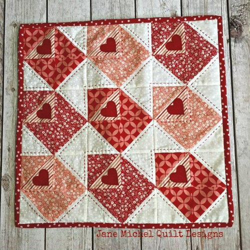 Love Notes For Valentine S Or Any Time Quilting Digest