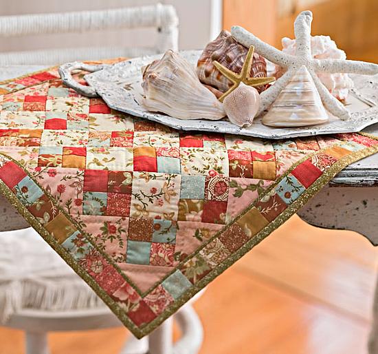 Bay Breeze Table Mat Pattern