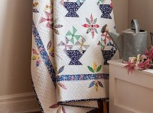 Pinwheel Baskets Quilt Pattern