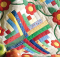 Posies 'Round the Cabin Quilt