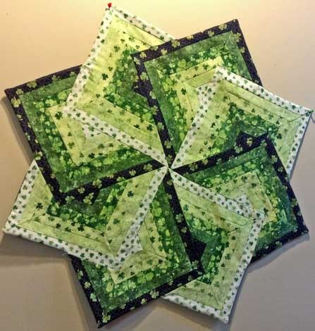 Irish Star Table Topper