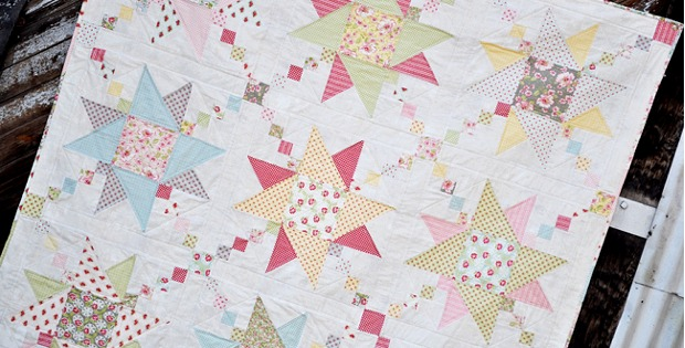 Spring in Ambleside Quilt Pattern
